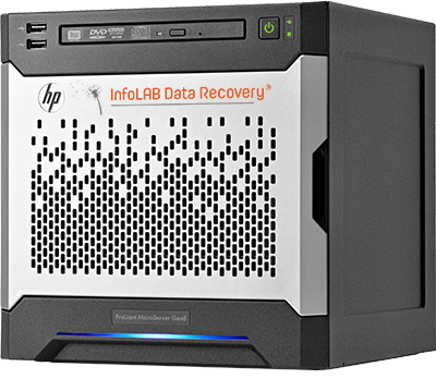 Microserver ILD NAS